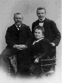 Paul Johanna and Oswald Weidenbach