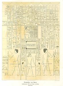 Max Weidenbach Hieroglyphics